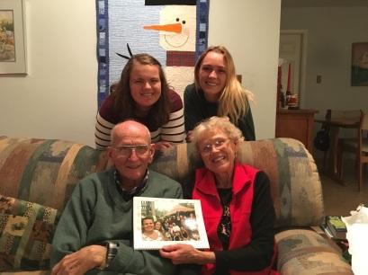 Grandparents and Grandchildren.